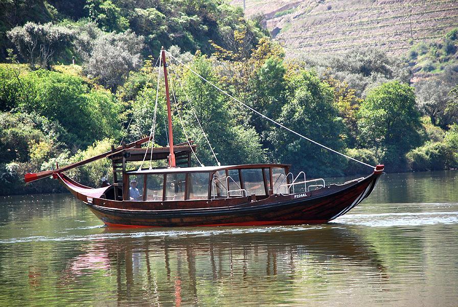 Barco Rabelo Douro